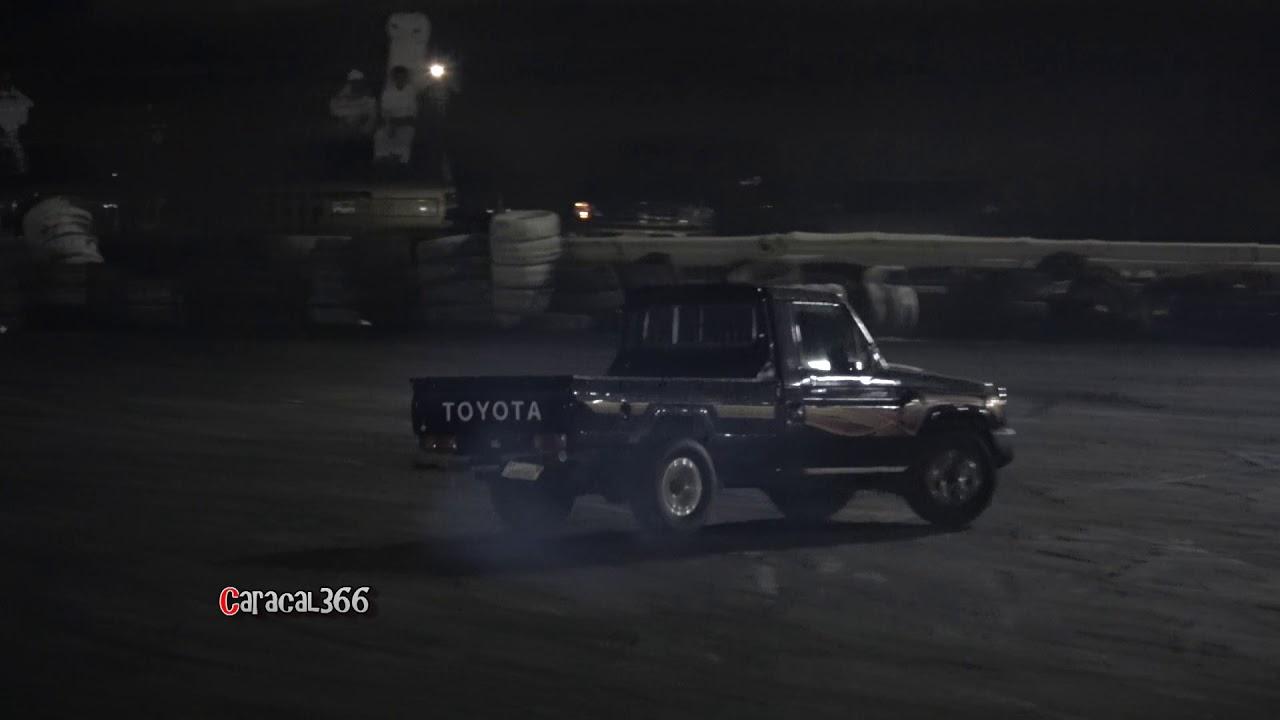 استعراض كلوزر اسود بقياده بو راكان 13 4 2018 Youtube