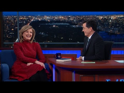 Arianna Huffington: 'Orgasms Are Nature's Ambien'