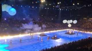 Art On Ice 2014 Zürich Finale - Loreen - Euphoria