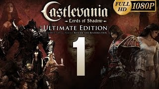 Castlevania Lords of Shadow - Ultimate Edition Parte 1 Gameplay Español PC/PS3/Xbox360