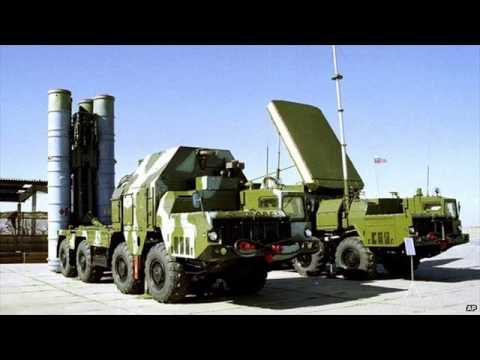 Russia lifts ban on s 300 missile system delivery to iran youtube