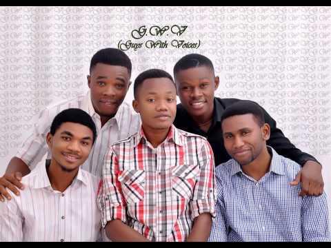 "Nigerian Acapella Group ""GWV""- Everlasting love"