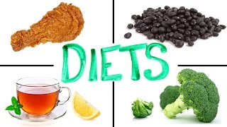 Top 10 Diets - Which Diets Actually Work?
