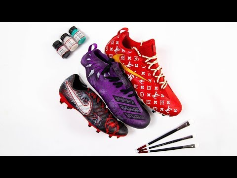 5 Simple Steps To Painting Better Cleats