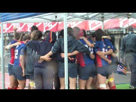 World University Championship Rugby Sevens    End of tournament interview - Spain women