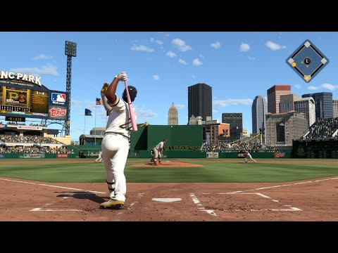 MLB 15 The Show (PS4) Pittsburgh Pirates Franchise Ep. 8: McCLUTCHen?!?