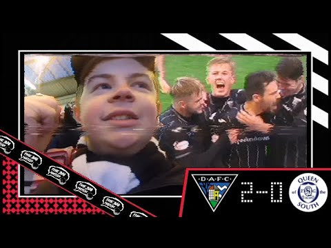 DUNFERMLINE V QUEEN OF THE SOUTH | CHAMPIONSHIP | THE BIG MATCH