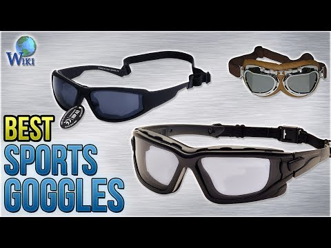 10 Best Sports Goggles 2018