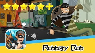 Robbery Bob™ Chapter 2 NINJA CUIT The Last Season Walkthrough