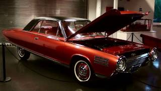 Rare 1963 Chrysler Turbine - Amazing Gas Turbine Powered Classic