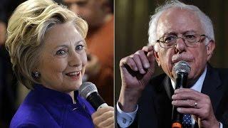 Bernie & Hillary in Statistical Tie in California According to Poll