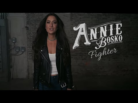 Annie Bosko- Fighter (Official Music Video)