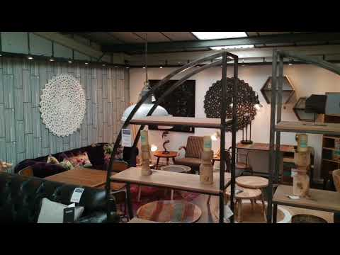Have a look inside the Hunter Furnishing Showroom