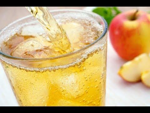 Как приготовить сидр из яблок в домашних