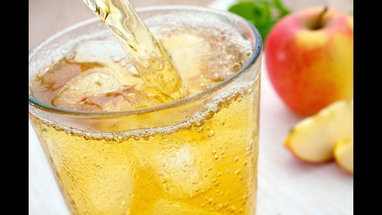 Как сделать сидр из яблок рецепт