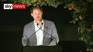 Prince Harry: 'It brings me great sadness'