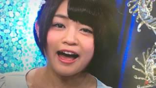 芦田愛菜のものまねをするやしろ優のものまねをするi☆Ris若井友希 1分耐...