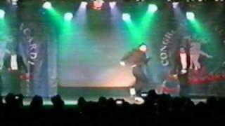 The Latin Jazz Dancers- Congreso Bacardi De La Salsa- 2001