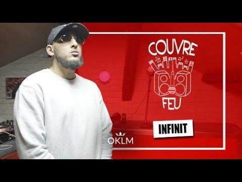Youtube: Infinit' – Freestyle COUVRE FEU sur OKLM Radio