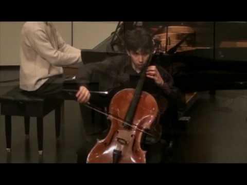 Karl Davydov Cello Concerto No2 Ii Andante Youtube