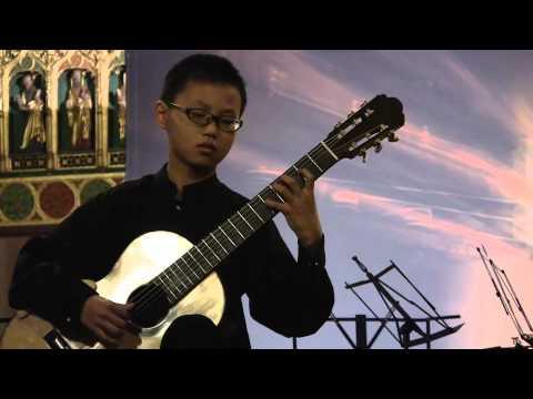 J.S. Bach Chaconne von Kuang JunHong