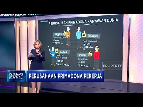 Bahagianya Kerja di Perusahaan Primadona