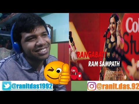 Rangabati - Ram Sampath, Sona Mohapatra & Rituraj Mohanty|Coke Studio Season 4|Reaction & Thoughts