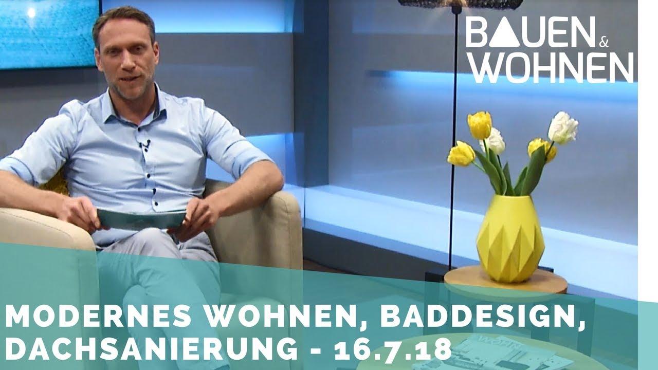 BAUEN & WOHNEN – die Sendung   BAUEN & WOHNEN