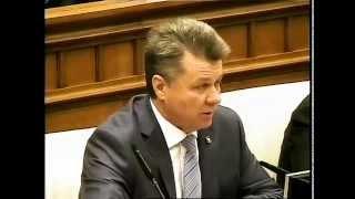 Как депутаты Мособлдумы принимали закон об объединении двух городов