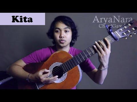 Chord Gampang (Kita - Sheila On 7) By Arya Nara (Tutorial)