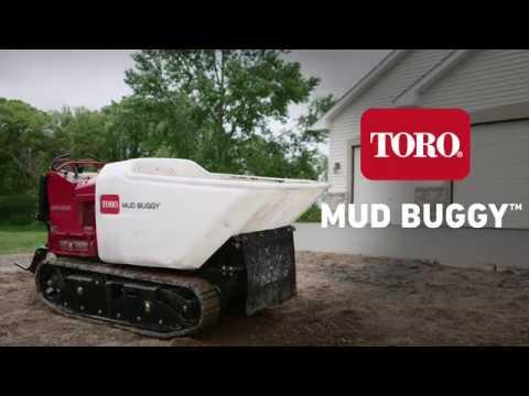 Toro MB TX2500 Tracked Mud Buggy