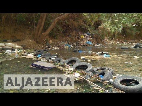 Lebanon's Litani River faces environmental crisis