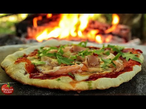 Download Youtube: 1000$ BEST PIZZA EVER! - In the Forest on Fire