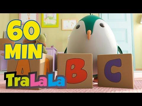 Alfabetul muzical - 60 MIN - Cântece pentru copii   TraLaLa