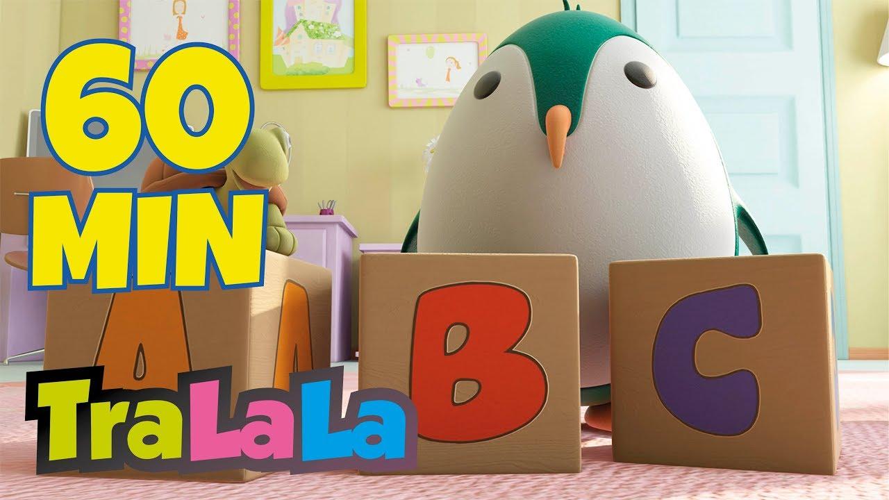 Alfabetul muzical - 60 MIN - Cântece pentru copii | TraLaLa