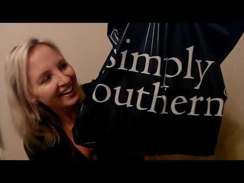 ASMR | Southern/NC/Greensboro Gift Items Shopping Haul (Whisper)