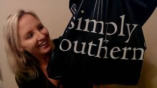 ASMR   Southern/NC/Greensboro Gift Items Shopping Haul (Whisper)