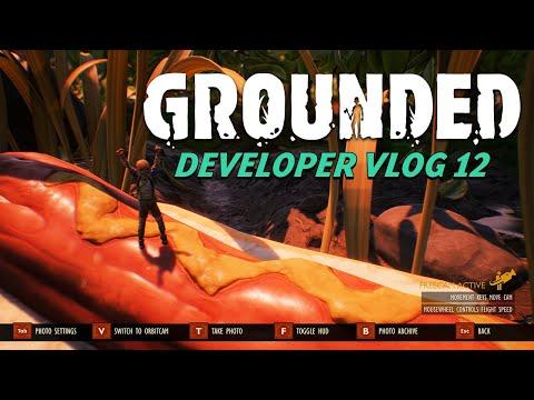 Grounded Developer Vlog 12 - March 0.8.0 Update