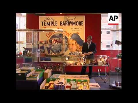 Rare antique toys about to be auctioned off