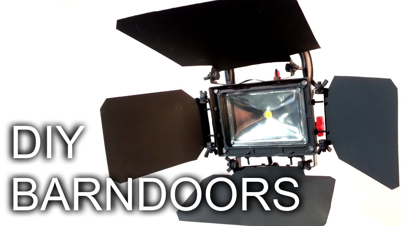 Diy Barn Doors For Your Shop Light Forestrogue Instructionals
