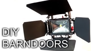 Diy Barn Doors For Your Shop Light - Forestrogue Instructionals