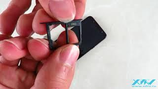 Як вставити SIM-карту в Samsung Galaxy A6+ (2018) (XDRV.RU)