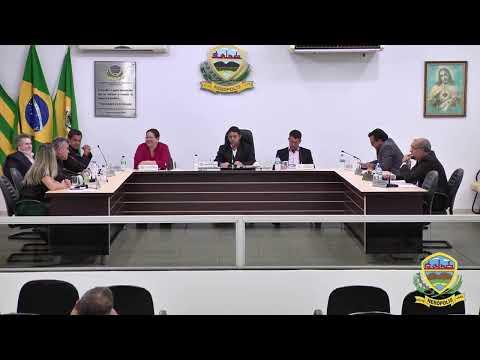 Sessão da Câmara Municipal de Nerópolis 16/03/2020