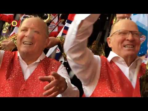 Willy en Rene van de Kerkhof; de videoclip