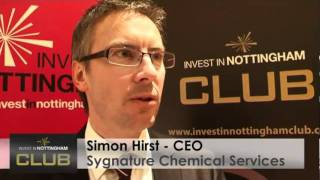 Simon Hirst - CEO - Sygnature Discovery