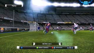 Pro Evolution Soccer 2011 PC Maxed Out Settings 720p HD