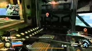 Titanfall Multiplayer Gameplay: Feets Of Fury