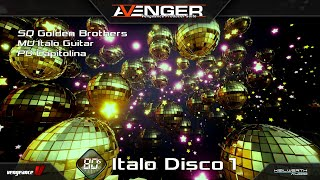 Vengeance Producer Suite - Avenger Expansion Demo: Italo Disco 1