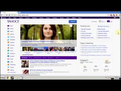 How to Disable Mail from Yahoo Daily Stories