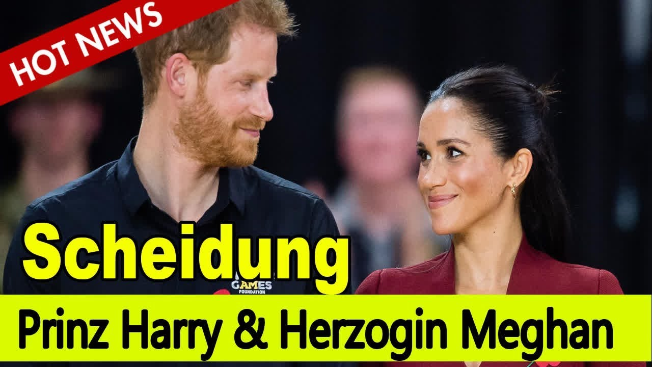 Prinz Harry Scheidung